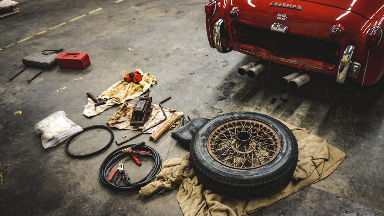 Bezpieczna jazda - zadbaj o części samochodowe